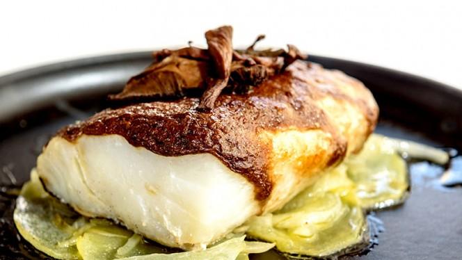 Sugerencia del chef - El Pòsit del Serrallo, Tarragona