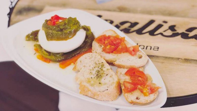 sugerencia del chef - Mealisa, Barcelona
