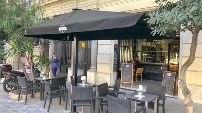 terraza - Mealisa, Barcelona