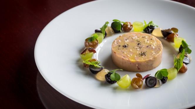 Suggestion de plat - Brasserie Le Bordeaux - Gordon Ramsay - InterContinental Bordeaux - Le Grand Hôt, Bordeaux