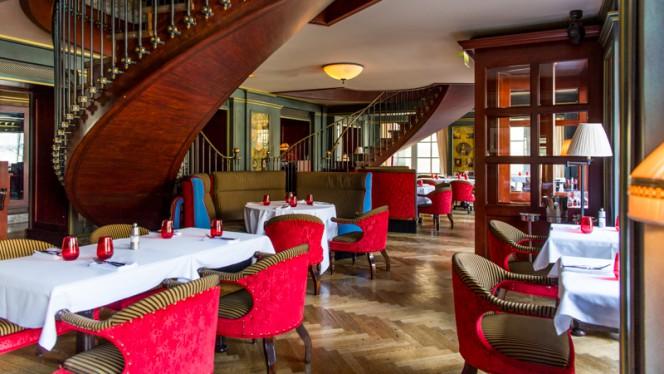 Vue de la salle - Brasserie Le Bordeaux - Gordon Ramsay - InterContinental Bordeaux - Le Grand Hôt, Bordeaux