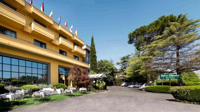 esterno - HOTEL CRISTALLO Ristorante degli Angeli,