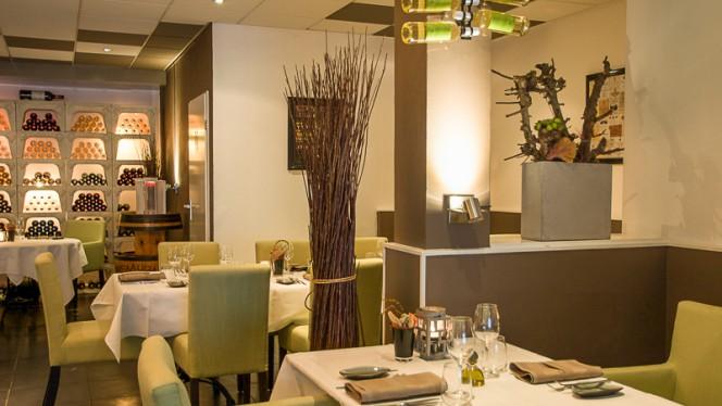 restaurantzaal - Papermoon, Voorburg