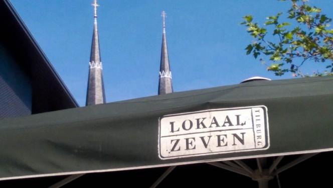 Logo - Lokaal Zeven, Tilburg