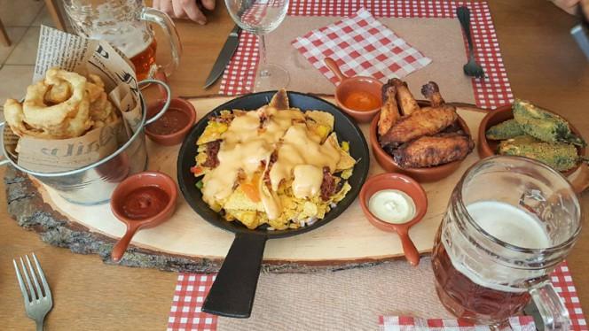 Suggestion de plat - Il Etait Une Fois Dans l'Ouest, Toulouse
