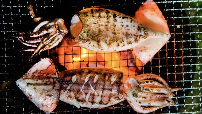 Sugerencia del chef - Morao Tapas Paseo de la Castellana, Madrid