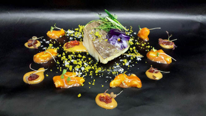 Sugerencia del chef - Alma cocktail&tapas, Madrid