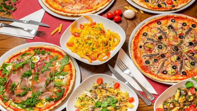 Diversos pratos - MD4 – Mãe dos Quatro Restaurante, Matosinhos