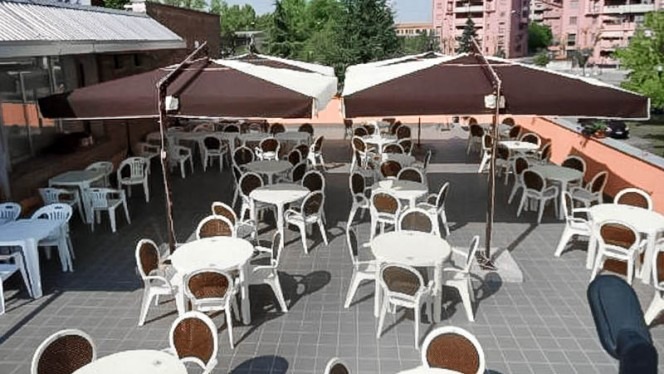 terrazza - Miro, Brugherio