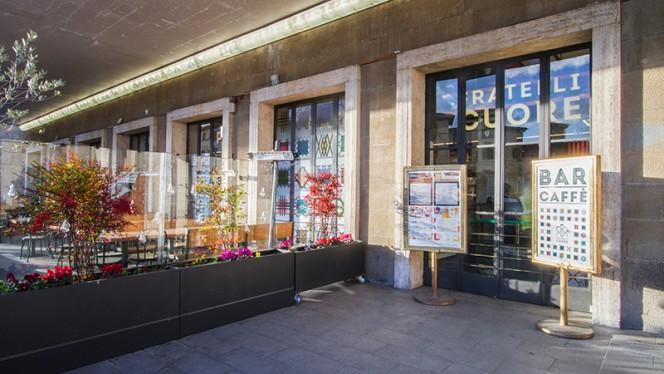 Entrata - Fratelli Cuore, Firenze