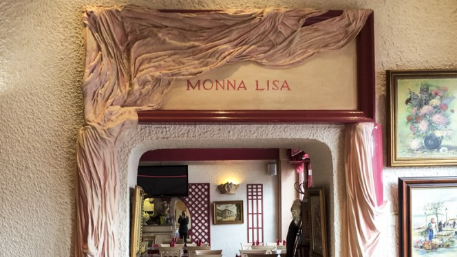 Décoration - Monna Lisa, Lyon