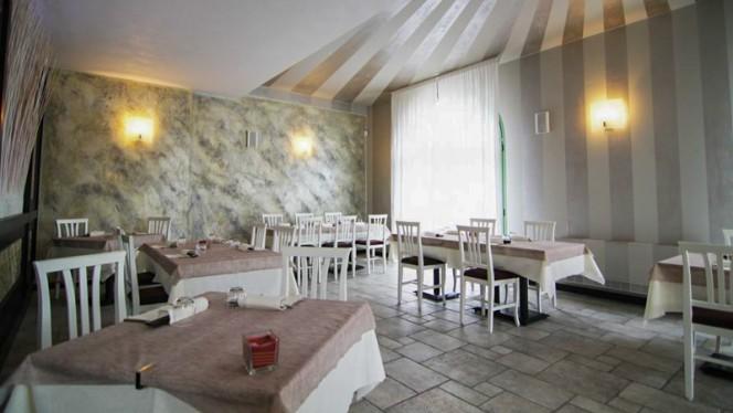 Vista Sala - Ristorante con Pizza Canne Al Vento,