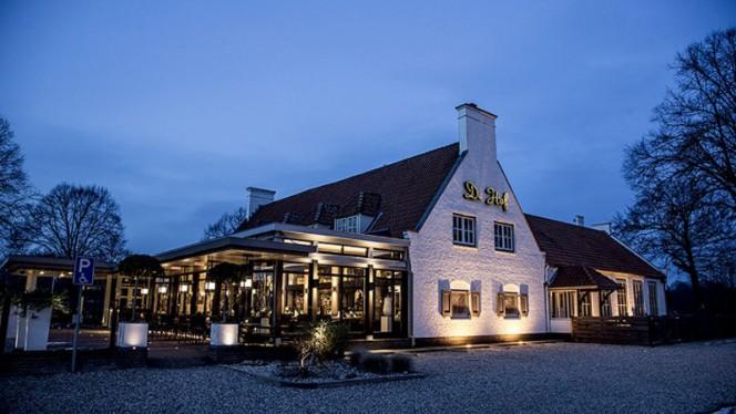 """Restaurant De Hof - """"De Hof"""", Renswoude"""