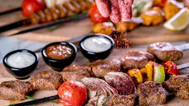 Suggestie van de chef - Kite Restaurant & Bar, Rotterdam