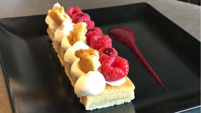 Dessert - La Romarine, Toulouse
