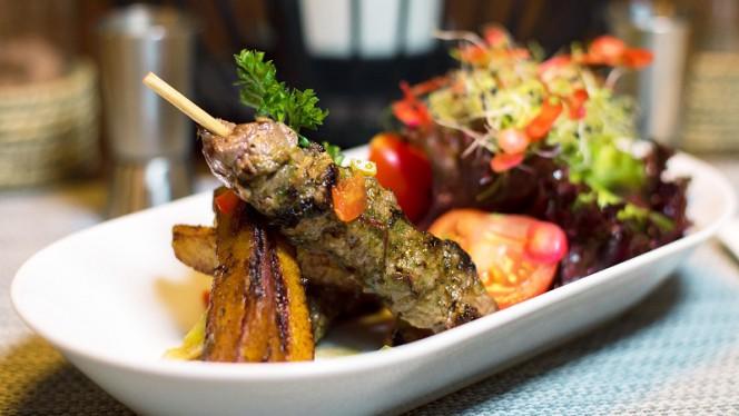 Suggestion du chef - Villa Maasai, Paris