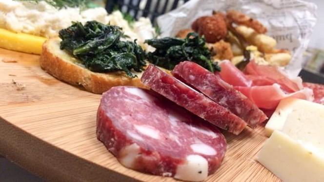 Suggerimento dello chef - Sfrigolo, Rome