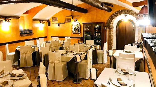 Vista sala - Vicolo del Re sole, Marino