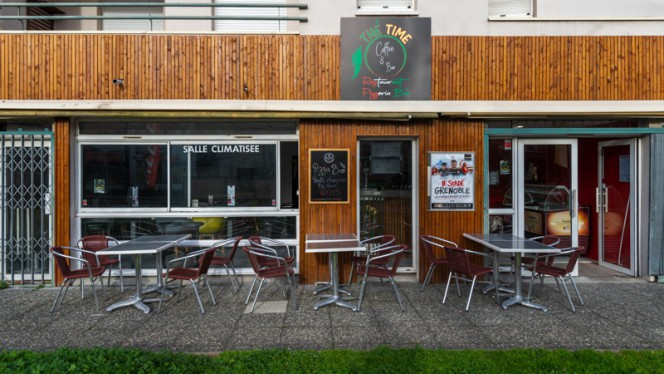 Terrasse - The Time Coffee & Bar, Toulouse