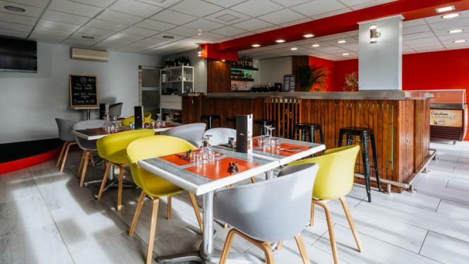 Vue de la salle - The Time Coffee & Bar, Toulouse