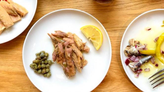 Sugerencia del chef - Nudista Chamberí, Madrid