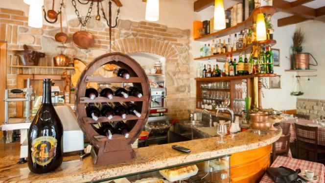 Bar - Alla Cadrega, Milan