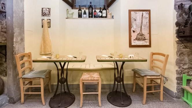 sala - Fett'unta Fiaschetteria, Cortona