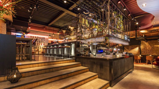 Restaurant - Cornelis Bar & Kitchen, Rotterdam