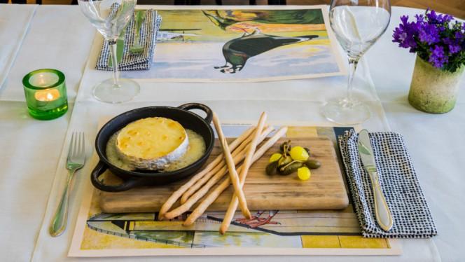 suggestion du chef - Belgian Pigeon House, Bruges