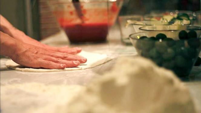 Cocina - Mamma Lucia, Barcelona