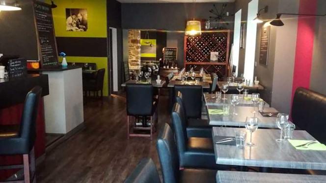 Salle du restaurant - Chez Tonton, Nantes