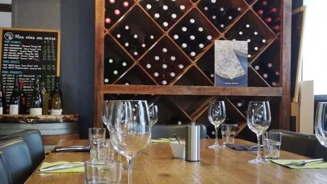 Table dressée - Chez Tonton, Nantes