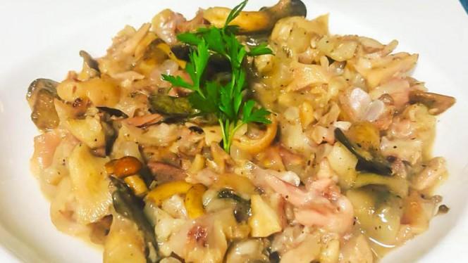 Sugerencia del chef - TULU, Zaragoza