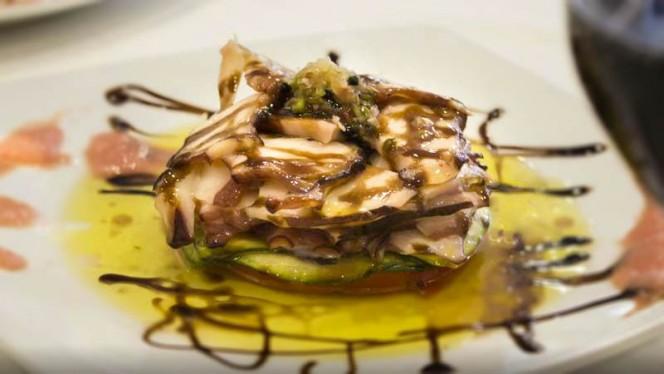 sugerencia del chef - Iñaki Tapas-Pintxos Sidrería, Madrid