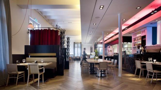 Overview restaurant - Enoteca Amsterdam, Amsterdam