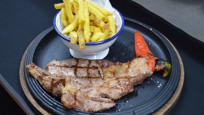 Sugerencia del chef - National Burger, Barcelona