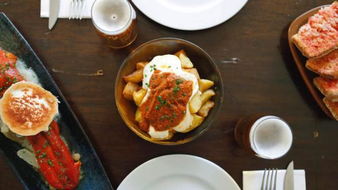 Sugerencia del chef - Casa Angela, Barcelona
