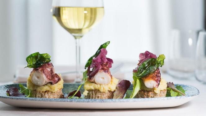 Le proposte creative del nostro chef - Ristorante Meo Pinelli, Rome