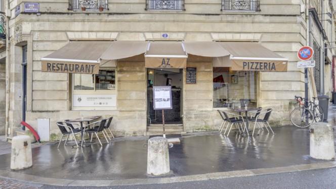 Terrasse - AZ restaurant, Bordeaux