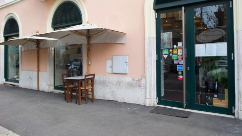Osteria Mangiafuoco a Monteverde Vecchio, Rome