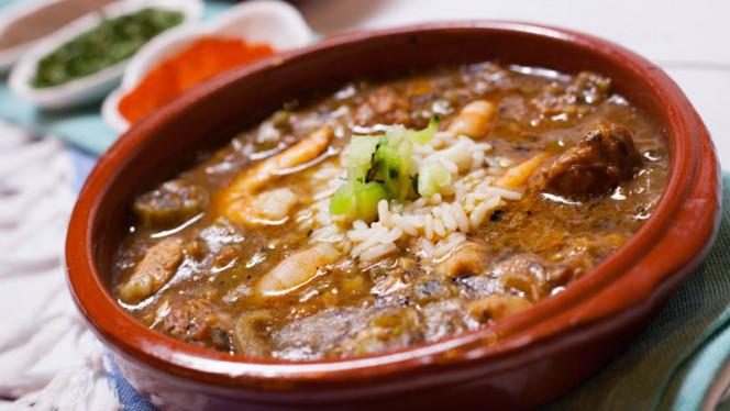 Gumbo - Trikki Nueva Orleans Traditional Cuisine, Madrid