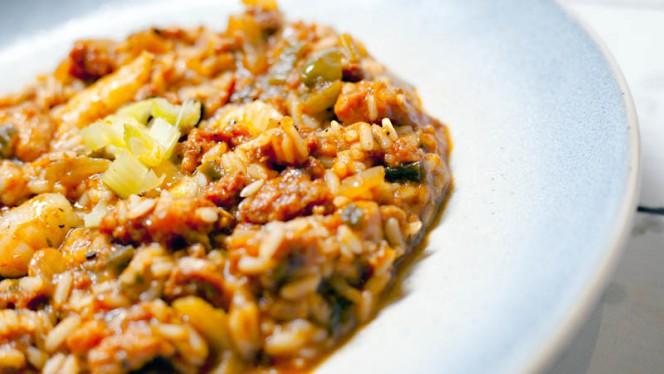 Jambalaya - Trikki Nueva Orleans Traditional Cuisine, Madrid