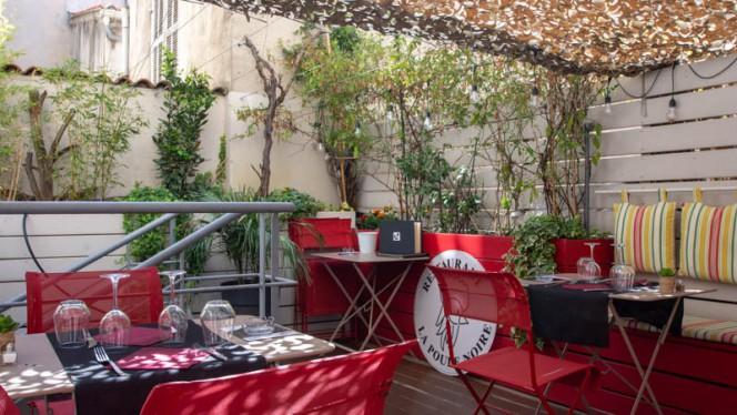 Terrasse - La Poule Noire, Marsiglia