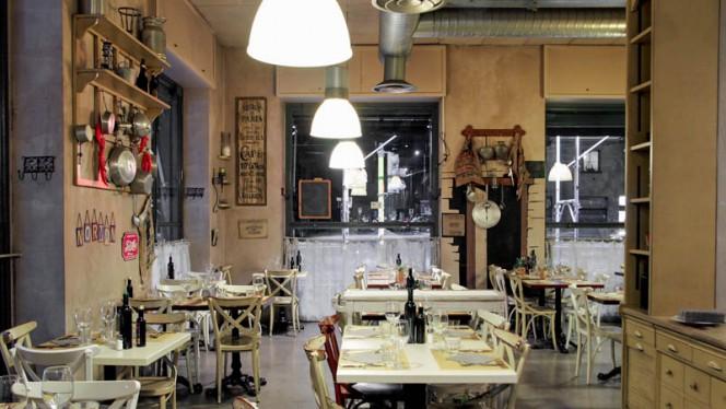 Vista Sala - Norman, Milan