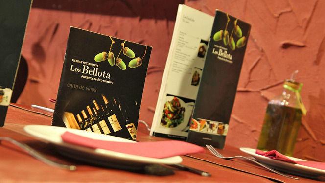 detalle cartas - Los Bellota Sagrada Familia, Barcelona