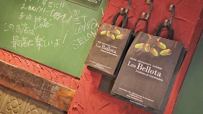 detalle decoración - Los Bellota Sagrada Familia, Barcelona