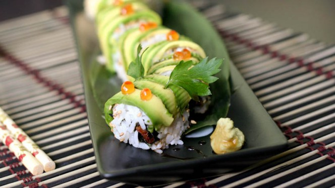 Dragon Roll - Haruka Sushi, Milano