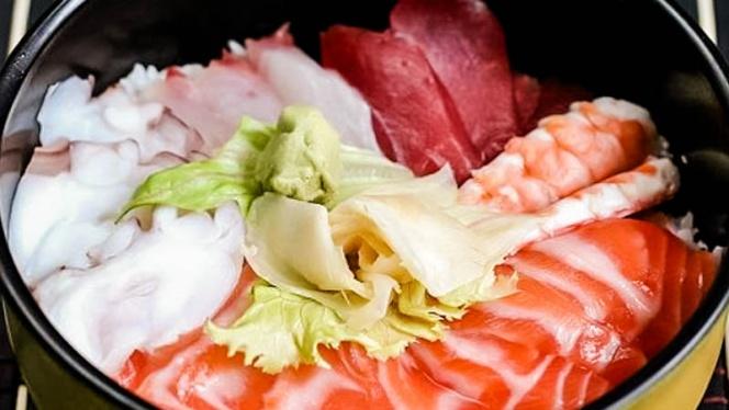 Sashimi - Haruka Sushi, Milano