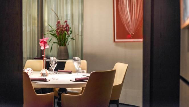 Private Dining Room - VUN Andrea Aprea, Milan