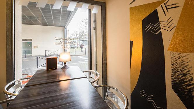 Vue de la table - Le Zac, Bordeaux
